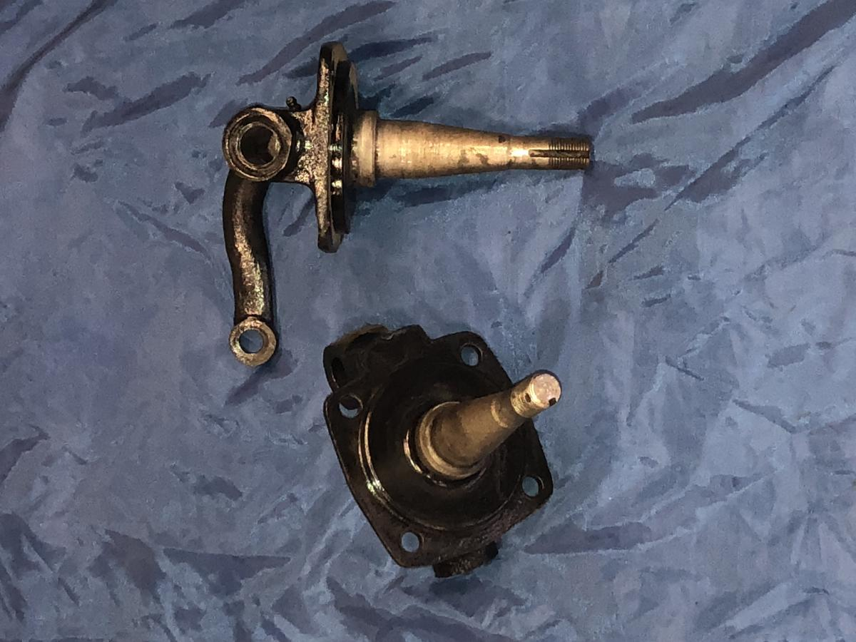 Other Parts Dropped Axles 1941 Ford Drag Link 1948 1952 F1 1 2 Ton 3 4 150pr
